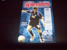 Chesterfield v Tranmere Rovers, 2003/04